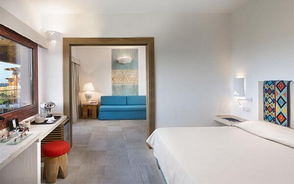 Hotel Erica, Suite Erica Executive Vista Mare, Santa Teresa Gallura, Sardegna