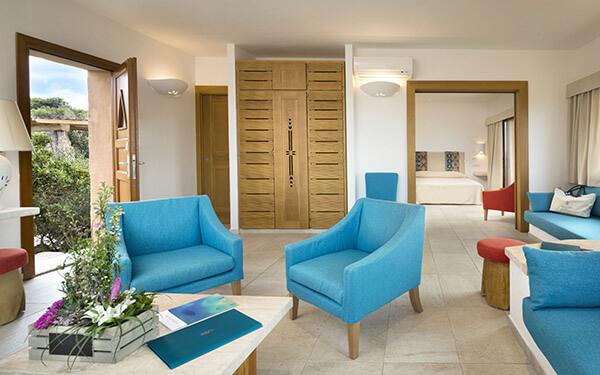Suite Erica Executive Vista Mare - Hotel Valle Erica - Santa Teresa Gallura