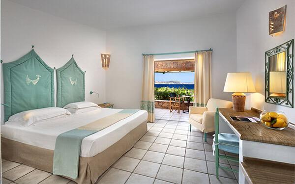 Superior Erica Vista Mare - Hotel Valle dell'Erica - Santa Teresa Gallura