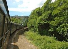 Il trenino verde da Tempio Pausania a Palau