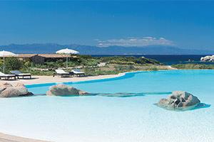 Miglior Resort sul mare, Sardegna
