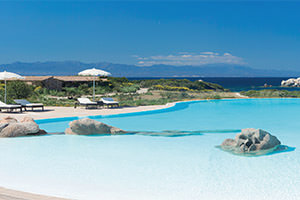 Resort Valle dell'Erica: the best beachfront hotel in Sardinia