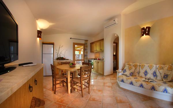 Villa Tipo A - Hotel Torreruja - Isola Rossa- Sardegna