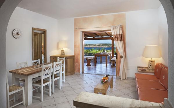 Villa Gli Olivastri - Hotel Torreruja - Isola Rossa- Sardegna