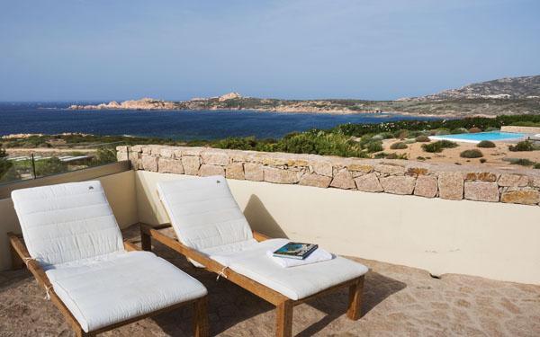 Villa Romasinu - Hotel Torreruja - Isola Rossa - Sardegna