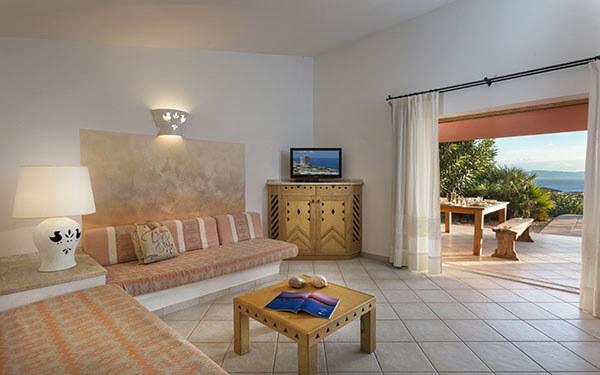 Villa Tipo B - Hotel Torreruja - Isola Rossa - Sardegna