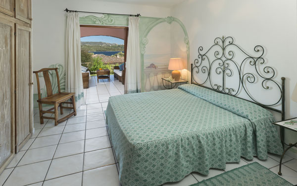 Villa Ginestra - Resort Cala di Falco - Cannigione- Sardegna