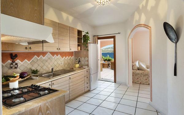 Villa Tipo B - Resort Cala di Falco - Cannigione- Sardegna