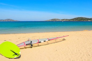 Windsurf Porto Pollo, Isola dei Gabbiani, Palau, Sardegena