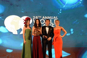 Vincitori world travel awards