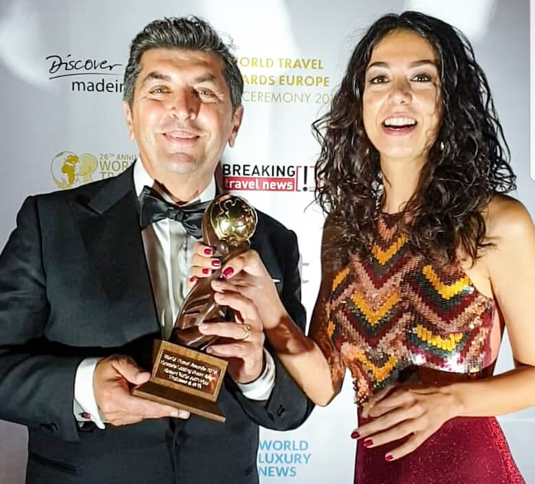 Il Resort Valle dell'Erica vince ai World Travel Awards