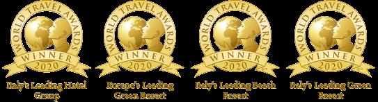 Vincitori ai World Travel Awards